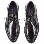 basgann-bagcikli-siyah-ayakkabi